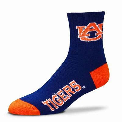 Auburn Crew Sock