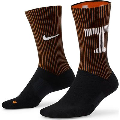 Tennessee Nike College Multiplier 2 pack Crew Socks