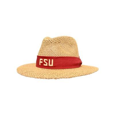 Florida State Straw Hat