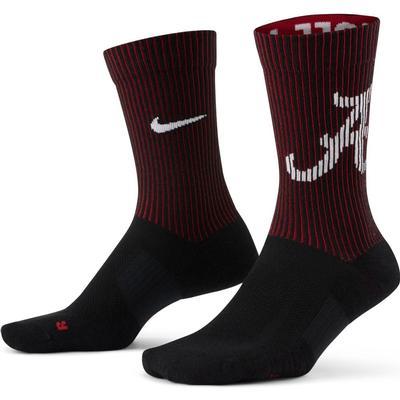 Alabama Nike College Multiplier 2 pack Crew Socks