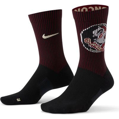 Florida State Nike College Multiplier 2 pack Crew Socks