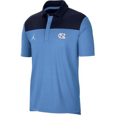 UNC Jordan Brand 2021 Coaches Polo