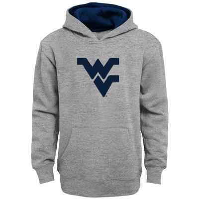 West Virginia Gen2 YOUTH Fleece Applique Hoodie