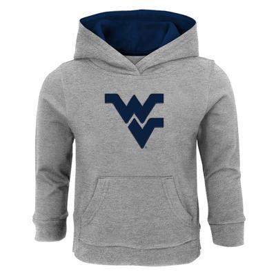 West Virginia Gen2 Toddler Fleece Applique Hoodie
