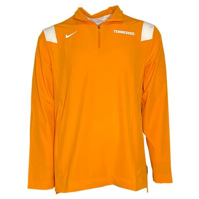 Tennessee Nike Men's Lightweight Coaches Pullover