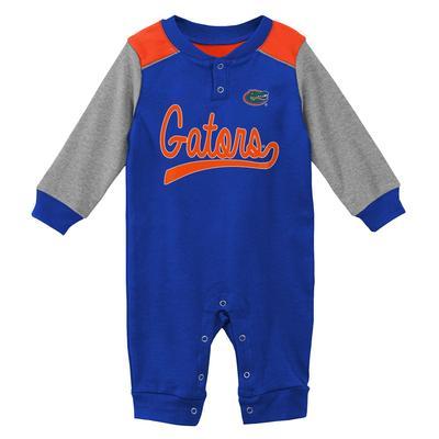 Florida Gen2 New Born Scrimmage Long Sleeve Snap Onesie
