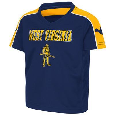 West Virginia Colosseum Toddler Broller Football Jersey