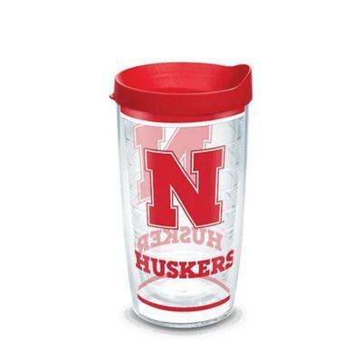 Nebraska Tervis 16 oz Tradition Tumbler