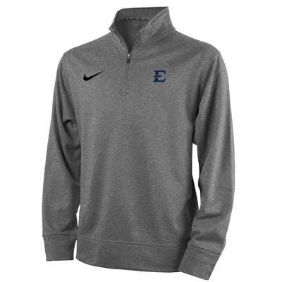 ETSU Nike YOUTH Therma Fleece 1/4 Zip Pullover