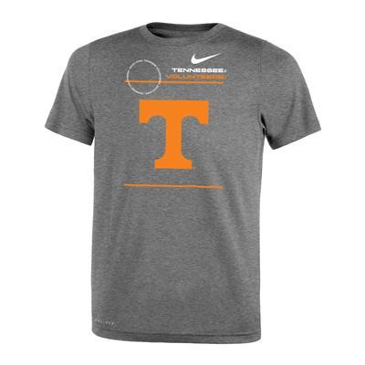 Tennessee Nike KIDS Legend Dri-Fit Tee