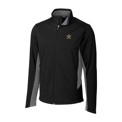 Vanderbilt Cutter & Buck Navigate Softshell Jacket