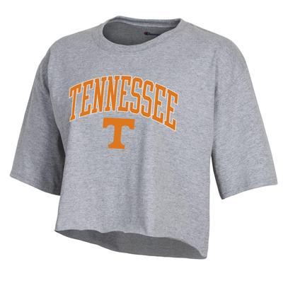 Tennessee Champion Women's Boyfriend Crop Tee