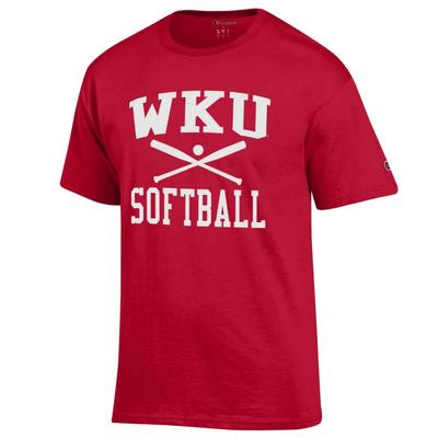Western Kentucky Champion Basic Softball Tee