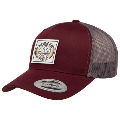 Uscape Virginia Tech Vintage Wash Trucker Hat