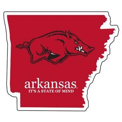 Arkansas State of Mind Decal