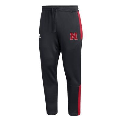 Nebraska Adidas Sideline 21 Training Pants