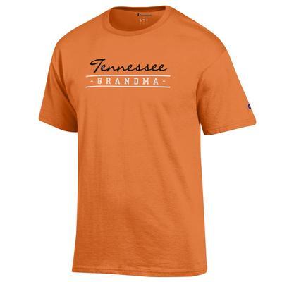 Tennessee Champion Bar Script Grandma Tee