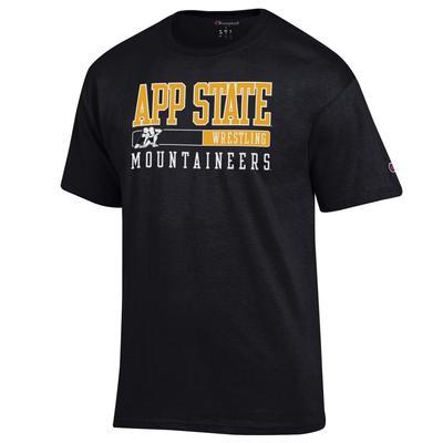 Appalachian State Champion Wrestling Tee