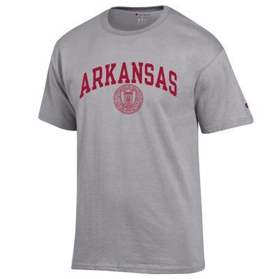 Arkansas Champion College Seal Tee
