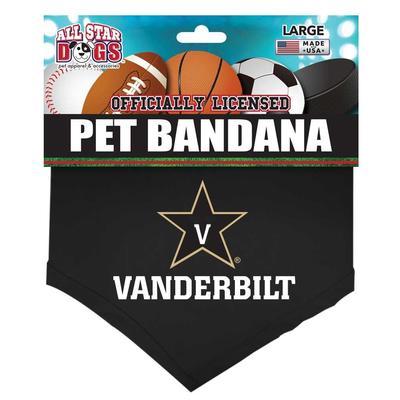 Vanderbilt Pet Bandana