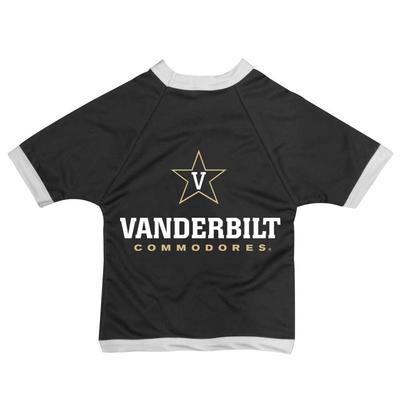 Vanderbilt Pet Mesh Jersey
