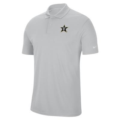 Vanderbilt Nike Victory Solid Polo