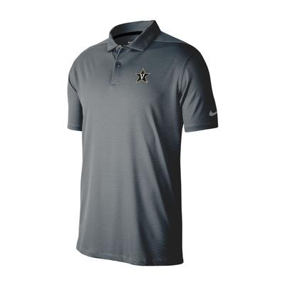 Vanderbilt Nike Victory Texture Polo
