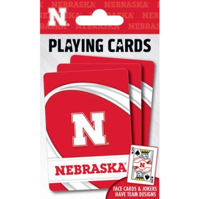 Nebraska Playing Cards