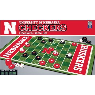 Nebraska Checkers Game