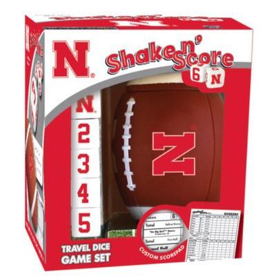 Nebraska Shake N Score Game