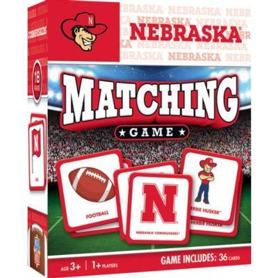 Nebraska Matching Game