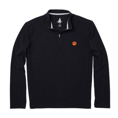 Clemson Johnnie-O Brady Fleece 1/4 Zip Pullover