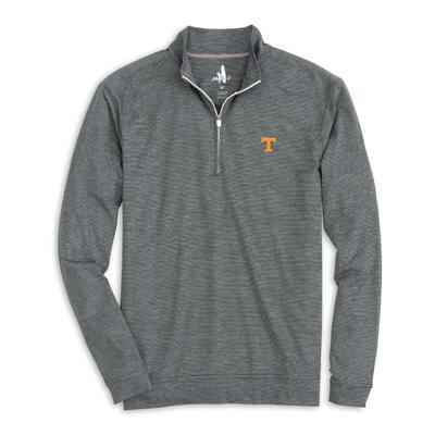 Tennessee Johnnie-O Vaughn 1/4 Zip Pullover