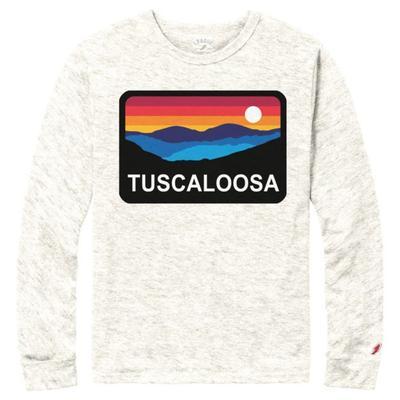 Tuscaloosa League Horizon Long Sleeve Tee