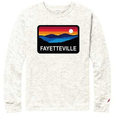 Fayetteville League Horizon Long Sleeve Tee