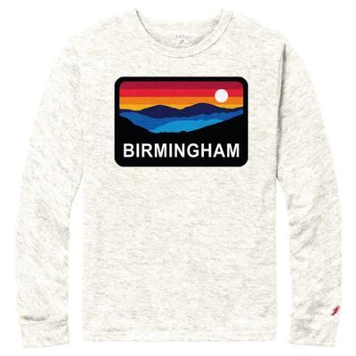 Birmingham League Horizon Long Sleeve Tee