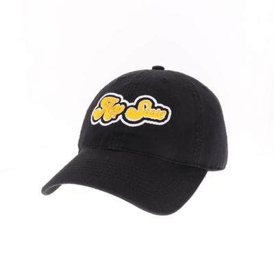 Appalachian State Legacy YOUTH Groovy Font Hat