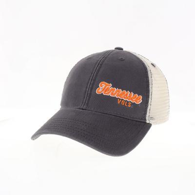 Tennessee Legacy Women's Script Left Hit Trucker Hat