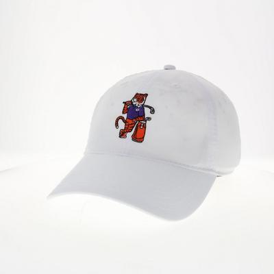 Clemson Legacy Golf Mascot Adjustable Hat