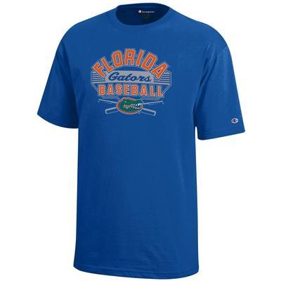 Florida Champion YOUTH Arch Baseball Tee