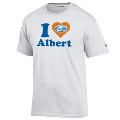 Florida Champion Women's I Love Albert Tee