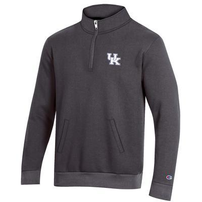 Kentucky Champion Men's Fleece 1/4 Zip Pullover