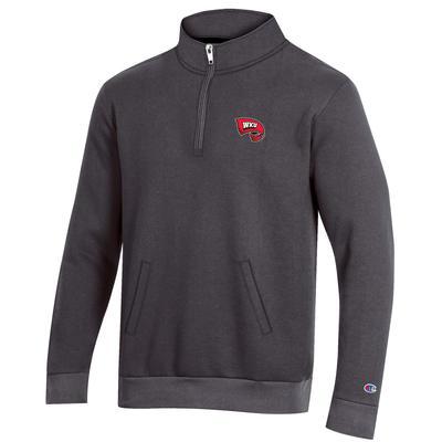 Western Kentucky Champion Men's Fleece 1/4 Zip Pullover