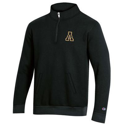 Appalachian State Champion Men's Fleece 1/4 Zip Pullover