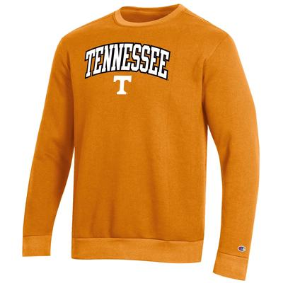 Tennessee Champion Men's Arch Crew Fleece Sweatshirt