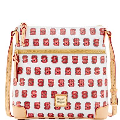NC State Dooney & Bourke Crossbody Bag