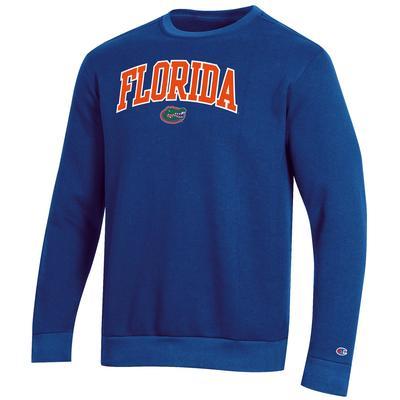 Florida Champion Men's Arch Crew Fleece Sweatshirt