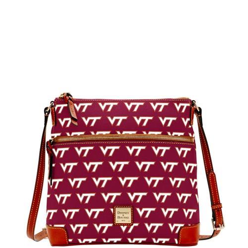 Virginia Tech Dooney & Bourke Crossbody Bag