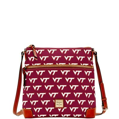 Virginia Tech Dooney & Bourke Crossbody Bag
