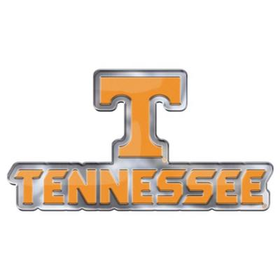 Tennessee T Over Tennessee Emblem